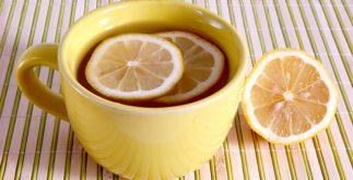 Chá de limão emagrece?