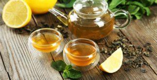 Chá detox: receitas caseiras para emagrecer