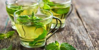 Chá de hortelã benefícios