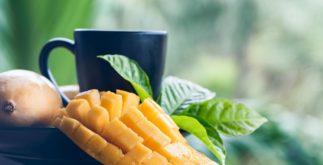 Chá de folha de manga: receita, benefícios e para que serve